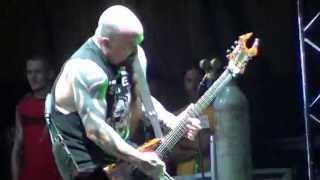 Slayer-War Ensemble LIVE Athens Greece 2013
