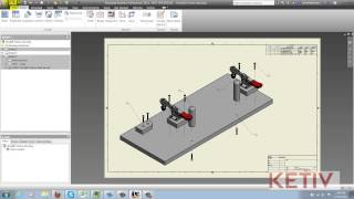 Copying a Drawing to a New Sheet in Autodesk Inventor