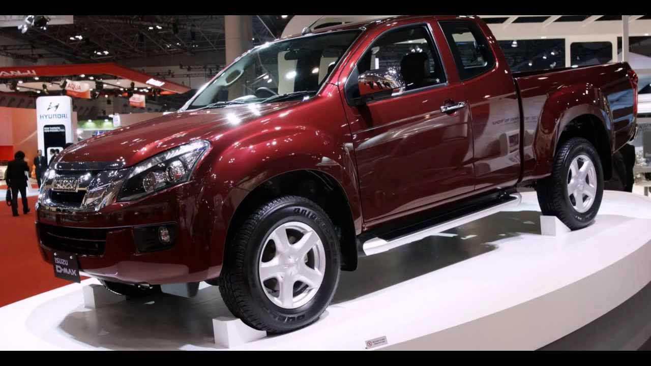 isuzu d max pickup 2014 youtube. Black Bedroom Furniture Sets. Home Design Ideas