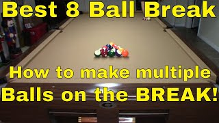 8 Ball Break