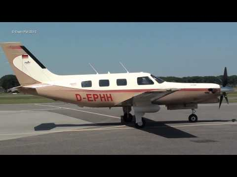 D-EPHH  Malibu Mirage Teuge Airport 2015