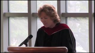 Nancy Taylor, Andover Newton 2009 Fall Convocation