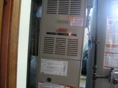 My Two-Stage, Variable Speed, Lennox Elite Gas-Furnace ...