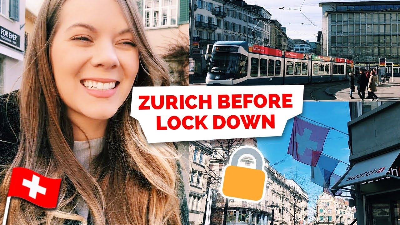 Day in my Life in Zurich (Before the Lock Down)
