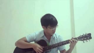 Thượng Ẩn OST _ Anh Chỉ Quan Tâm Em _ Addicted OST _ I Only Care About You _ Guitar cover