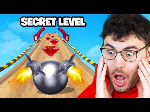 Geheime Levels in Going Balls freischalten!...