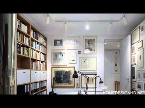 Extensive Collection of Art and Books Adorning the F5 Apartment in Stuttgart [HD]