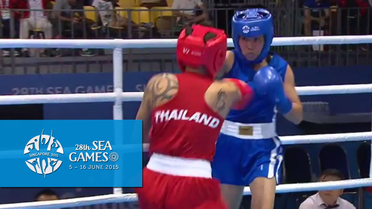Boxing  Day 1  Highlights  Bout 5   28th SEA Games Singapore 2015     Boxing  Day 1  Highlights  Bout 5   28th SEA Games Singapore 2015   YouTube