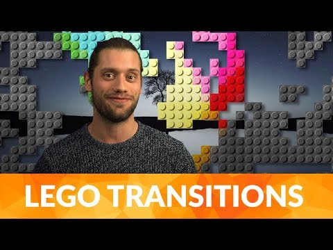 How to create LEGO style transitions | HitFilm Express