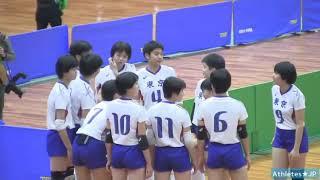 Volleyball ハイキュー!女子バレーボール junior highschool Girls Japan Haikyu!!