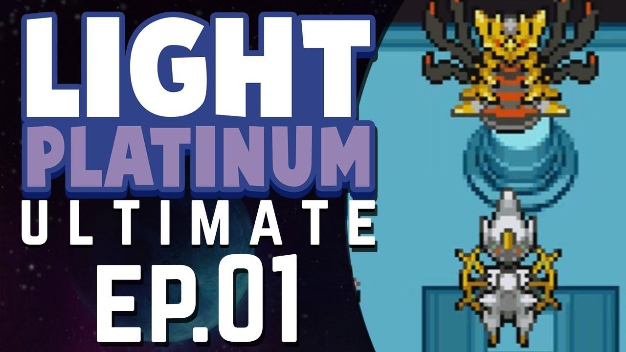 gba pokemon light platinum rom download