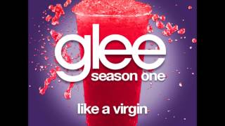 Glee - Like A Virgin (DOWNLOAD MP3+LYRICS)