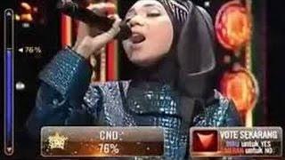 Rising Star Indonesia 31 Oktober 2014 ~ Indah Nevertari 92%