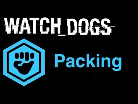 Watch Dogs Gang Hideouts - Packing