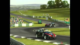 Pro Race Driver - Gameplay PS2 HD 720P