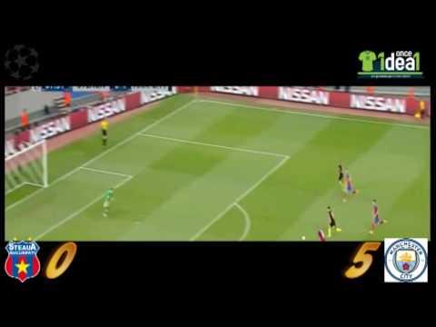 Steau 0-5 Manchester