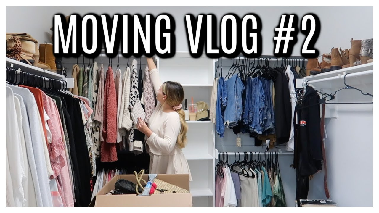 LAST VLOG IN THIS HOUSE   MOVING INTO OUR NEW HOME   PACKING VLOG   Tara Henderson