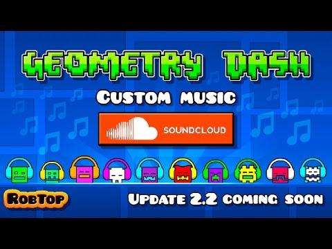 Compatibilidad Con Soundcloud!   Noticias Geometry Dash   RobTop (Sneak Peek)