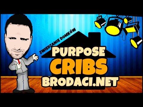NAJSŁODSZY DOMEK EVER! - Purpose Cribs #60