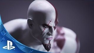 God of War Kratos Statue - The Definitive Collection