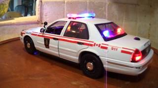 Canadian Military (Militerie) Police 1/18 Diecast Car