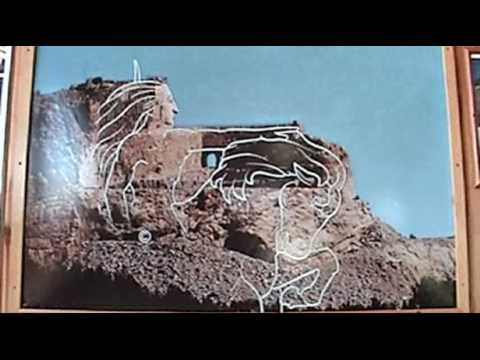 Crazy Horse Mtn 1948 To 2009 Progress