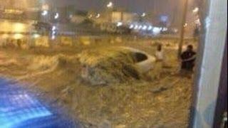 أخبار الآن - الأمطار في السعودية تعلق الدراسة لليوم الخامس على التوالي