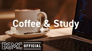 Coffee & Study: Cozy Fall Coffee Shop Jazz - Relaxing Jazz for Studying, Relaxation, and Sleep