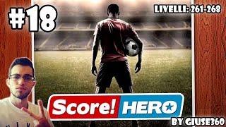 Goal di rabona su punizione!! - score hero #18 [by giuse360]