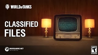 World of Tanks: Classified Files