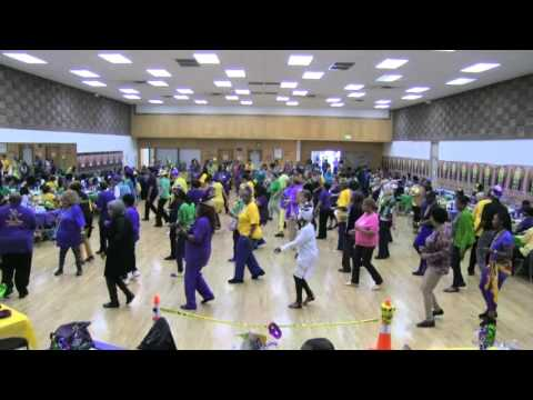★ Zydeco Slide Line Dance ★