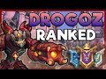 INSANE ROCKET DAMAGE | Pro Fusillade Drogoz Ranked Gameplay