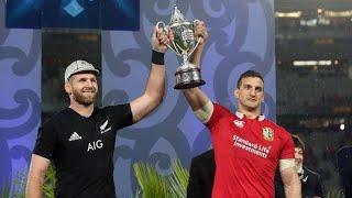 British and Irish Lions Tour to be shortened for 2021