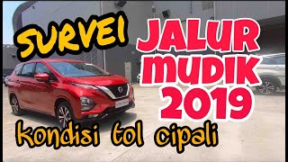 [18.44 MB] Mudik 2019 TOL CIPALI One Way Rawan Kecelakaan!! | All New Livina