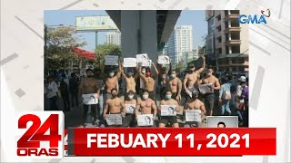 24 Oras Express: February 11, 2021 [HD]