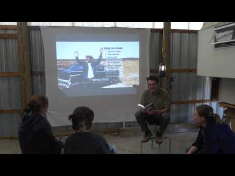 Art and Rural Environments: Field School
