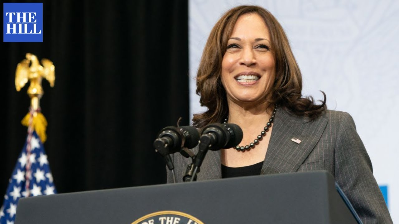 Kamala Harris Promotes Build Back Better During Tense Period Of Negotiations