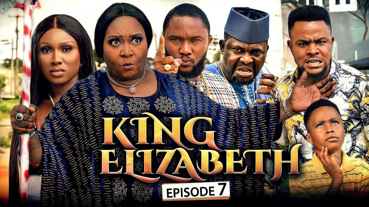 Download KING ELIZABETH 7 (New Movie) Sonia Uche/Ebele Okaro/Rhema Isaac 2021 Latest Nigerian Nollywood Movie