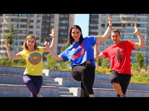 Видеоурок как танцевать хип хоп