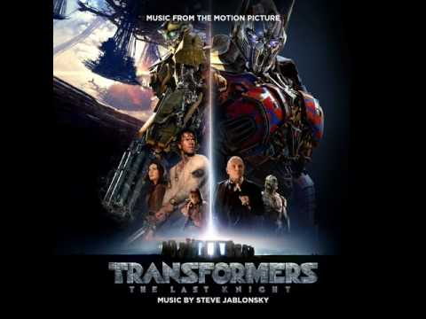 "33. Transformers: The Last Knight - ""Calling All Autobots"" By: Steve Jablonsky"