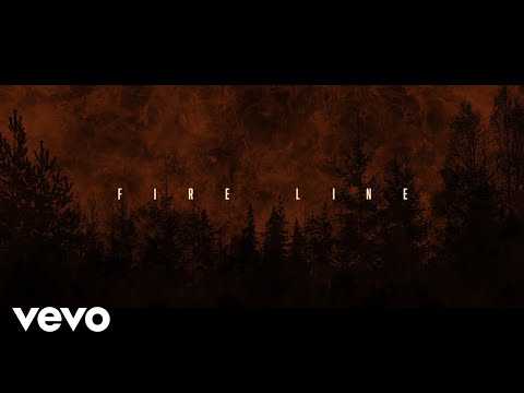 Billy Strings - Fire Line (Official Lyric Video)