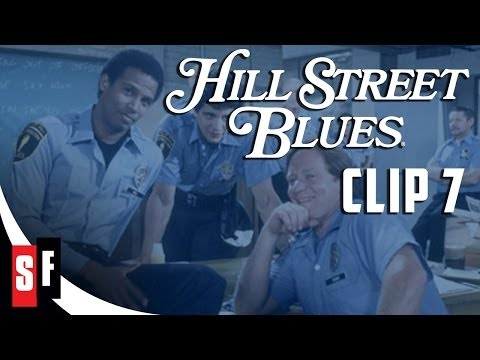 Hill Street Blues 710 Sikking Loves His Pipe Tobacco 1981