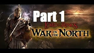 Lord of the Rings War in the North Part 1[Gameplay German Deutsch] [Let