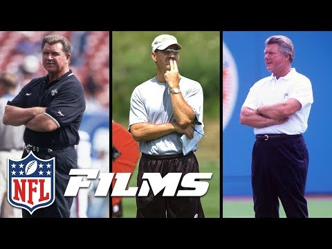 Jimmy Johnson, Bill Cowher, & Mike Ditka Mic'd Up at Training Camp  Vintage Wires  NFL Films