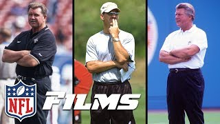 Jimmy Johnson, Bill Cowher, & Mike Ditka Mic'd Up at Training Camp | Vintage Wires | NFL Films