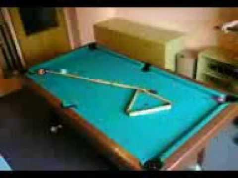 Mr Billiard YouTube - Mr billiards pool table