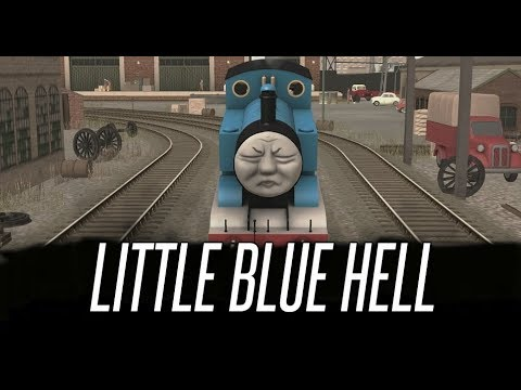 Little Blue Hell - A Trainz Short Film