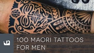 100 Maori Tattoos For Men