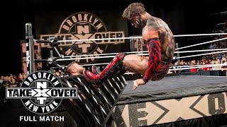 FULL MATCH - Finn Bálor vs. Kevin Owens – NXT Title Ladder Match: NXT TakeOver: Brooklyn