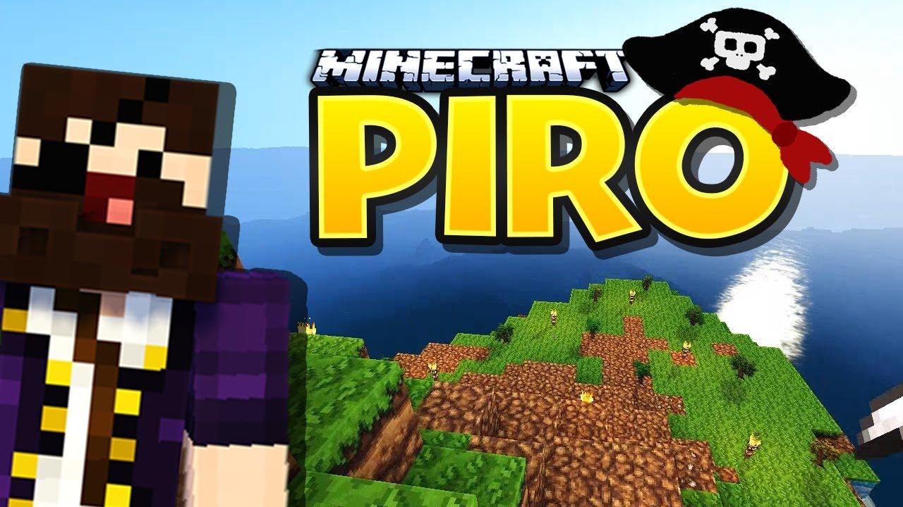 Eine Insel nach Wunsch! | 02 | Minecraft PIRO